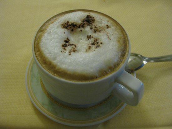 Il Nido Hotel Sorrento: Estrelinha no cappuccino