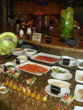 Sheraton Grande Sukhumvit, A Luxury Collection Hotel: ужин
