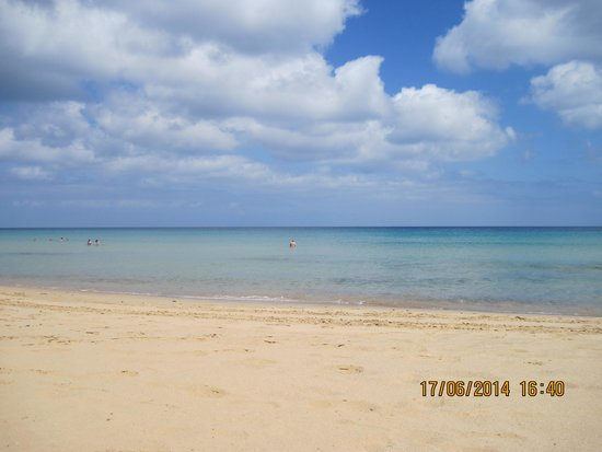 Vila Baleira Hotel Resort & Thalasso Spa: spiaggia