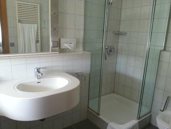 Reck's Hotel Restaurant: Bathroom
