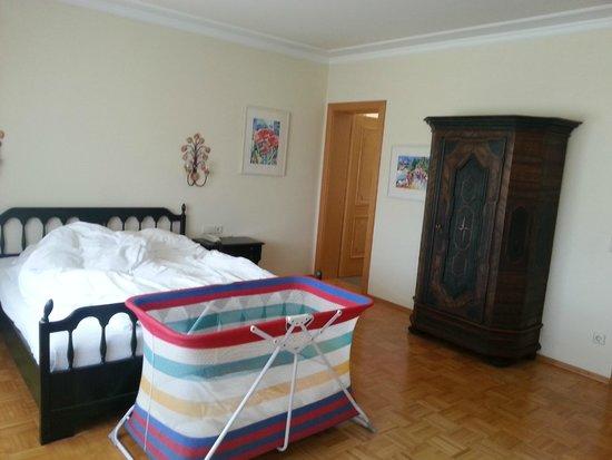 Reck's Hotel Restaurant: Standard Double Room