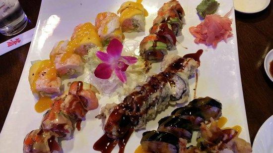Photo of Sushi Restaurant Sakada at 120 San Marco Ave, Saint Augustine, FL 32084, United States