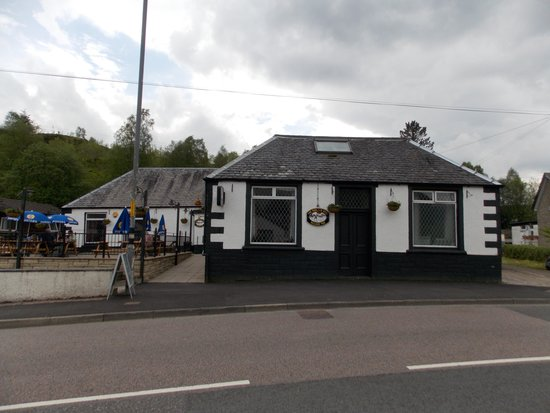 Crianlarich, UK: Rod & Reel