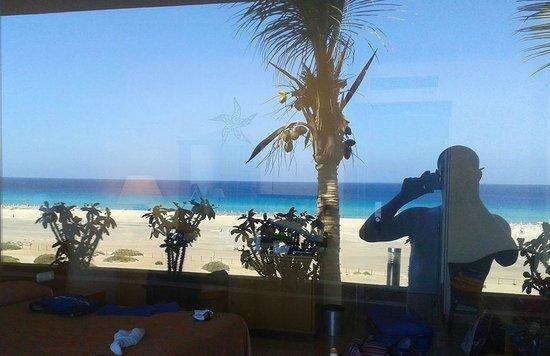 IBEROSTAR Fuerteventura Palace: Vistas al mar desde la habitación 1041