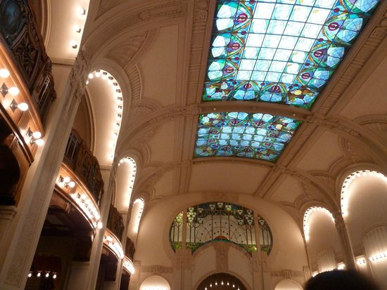 Belmond Grand Hotel Europe: restaurant Europe