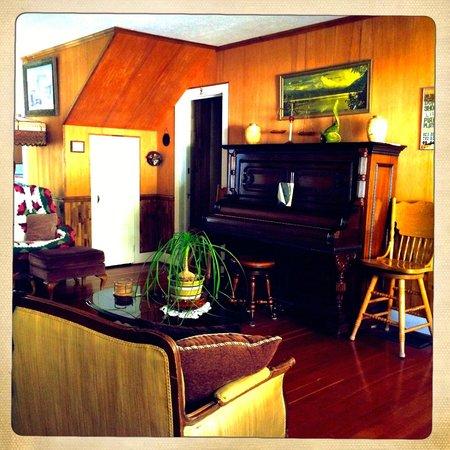 Oregon Hotel: Lobby