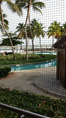 El San Juan Resort & Casino, A Hilton Hotel : Another view from the breakfast nook