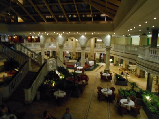 Iberostar Parque Central: Lobby