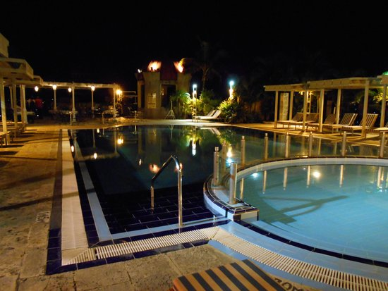 Iberostar Parque Central: Roof top pool
