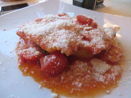 Hotel Onda Verde: Dinner at the Hotel Restaurant