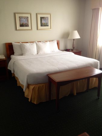 Hawthorn Suites By Wyndham Fishkill/Poughkeepsie Area: King Suite