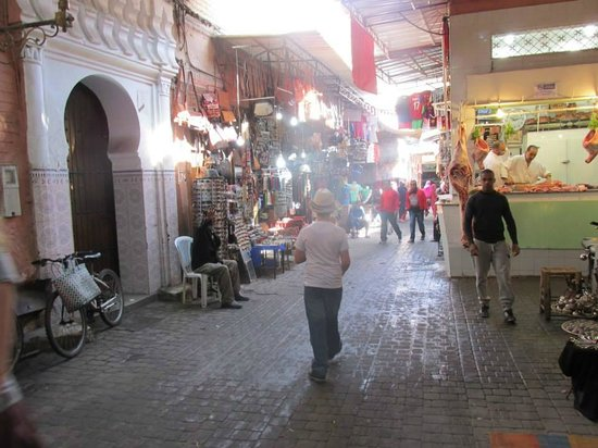 Marrakech Guided Tours: medina