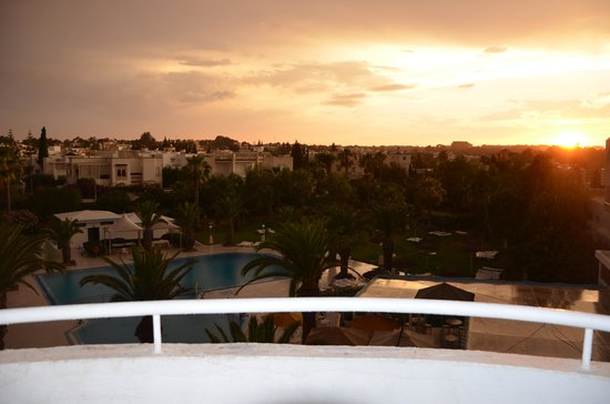 Golf Residence Hotel : Balcony view  Rm 258