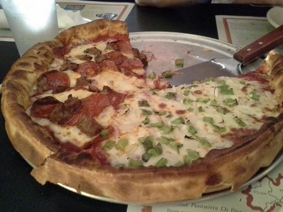 Vinny's Pizzeria: A great pizza at Vinny's