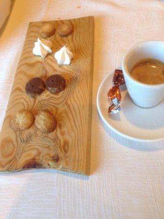 Ristorante Hotel Camino : Caffè.