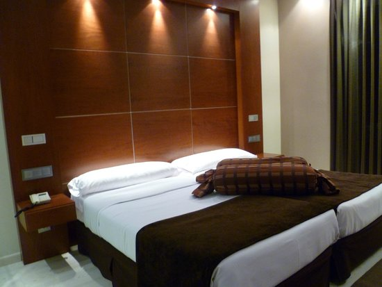 Hotel Francisco I: Room