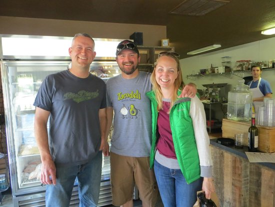 The Well Traveled Fork: We enjoyed meeting Bryan the owner of Prime Cuts butcher shop.