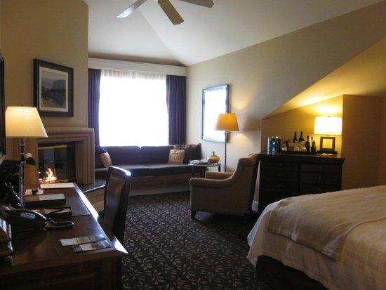 The Inn at Spanish Bay: room