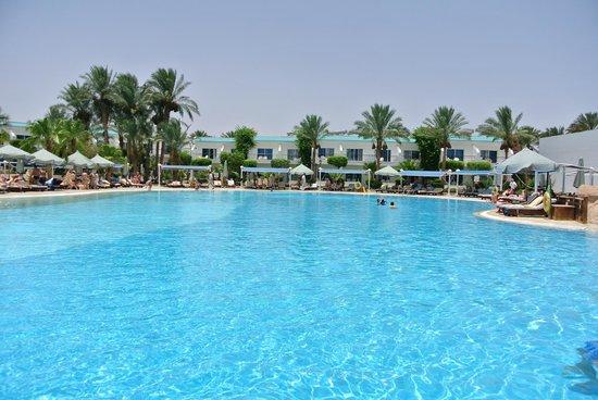 Sultan Gardens Resort: basen