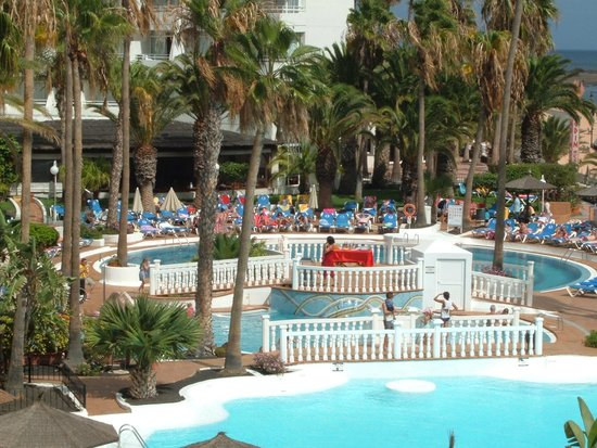 Sol Lanzarote All Inclusive: pool