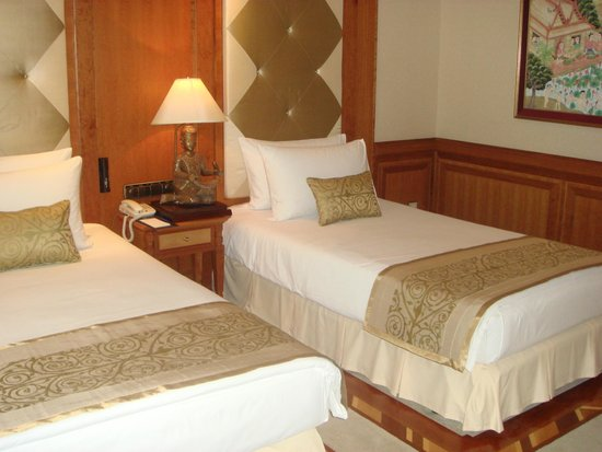 Royal Cliff Beach Hotel: номер