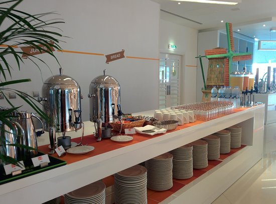 Novotel Dubai Al Barsha: coffee and tea