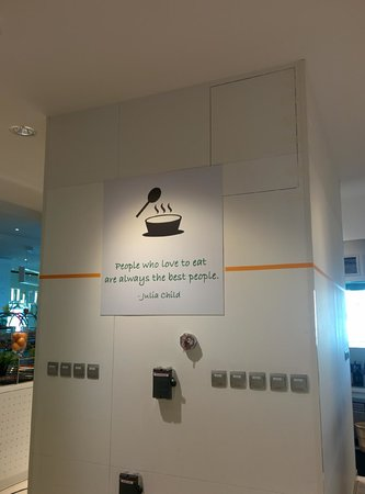 Some Interesting Quotes In The Restaurant Picture Of Novotel Dubai