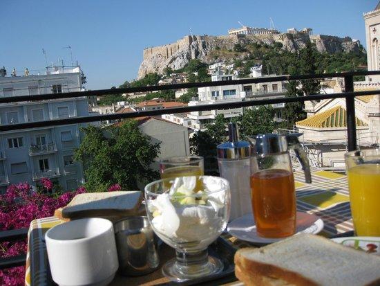 Hotel Metropolis: Café da manhã
