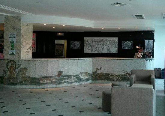 Hotel Club President: réception