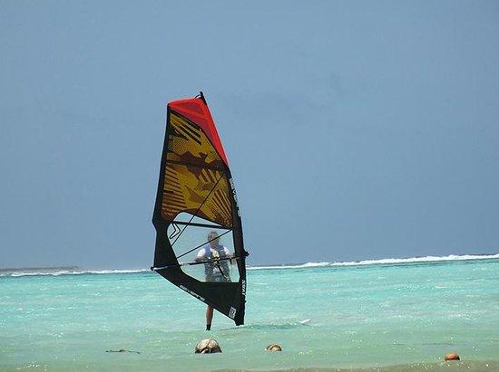 Eden Beach Resort : LAC BAY
