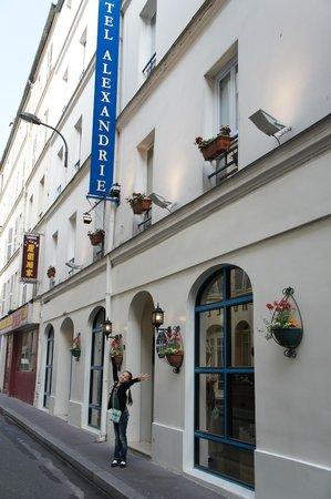 HOTEL ALEXANDRIE : отель