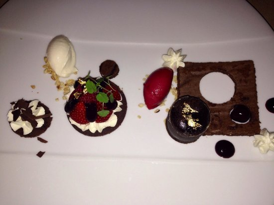 Le Darville: Desserts