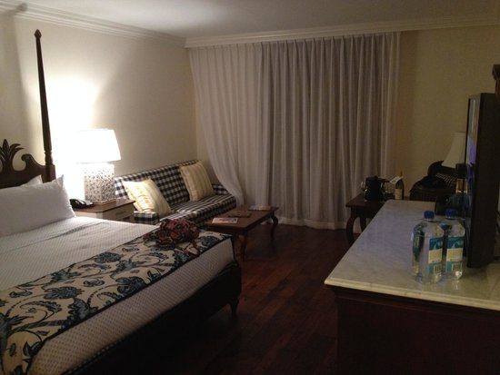 Inn at Pelican Bay: Our Caban Room