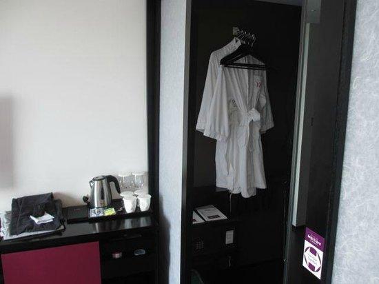 Mercure Seoul Ambassador Gangnam Sodowe : dressing gown, slippers