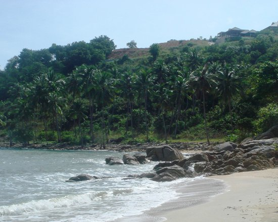 Chaweng Buri Resort : на пляже