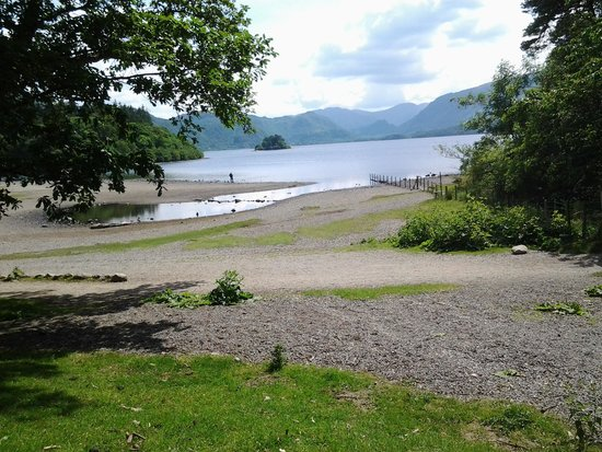 The Borrowdale Hotel: down by the lake