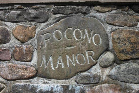 The Inn at Pocono Manor: Nice Character