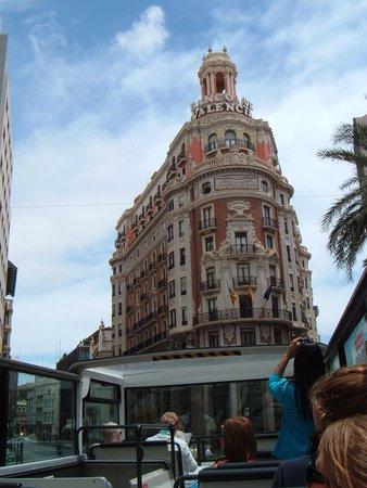 "Hotel Alameda Plaza: ""Old Valencia"""