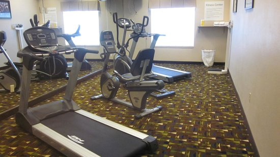 Holiday Inn Express Lake Wales N - Winter Haven : Fitness Room
