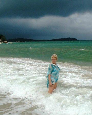 Chaweng Buri Resort: на пляже