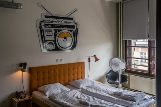 NYX Prague: Room