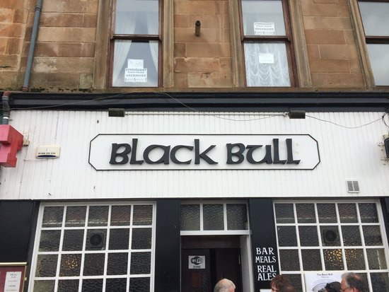 Rothesay, UK: Black Bull