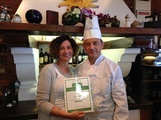 Albergo Rosita: 18giugno2014- Certificato di Eccellenza da TripAdvisor