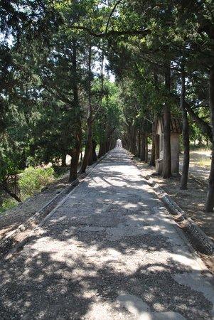 Filerimos Monastery: filerimos