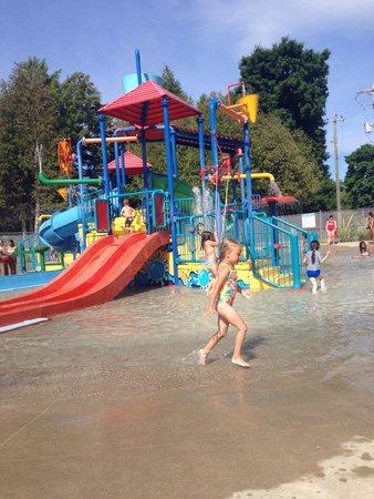 Cedar Park Resort: Water park