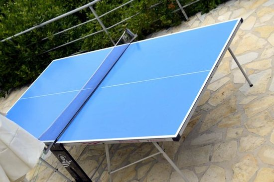 Lithies Boutique Hotel: table tennis