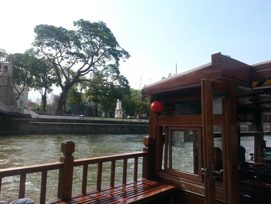 Bumboat River Tour: View from bumboat