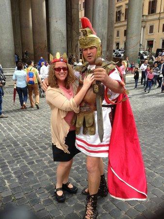 Relais Maddalena: What awaits you at the Pantheon