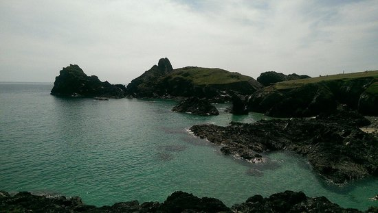 The Lizard and Kynance Cove: View to die for