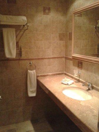Dalyan Resort : Bathroom